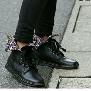 Excellent Condition Dr. Martens Boots Ribbon Laces